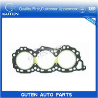 cylinder head and cylinder head gasket