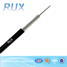 light weight FTTX 1 core single mode fiber optical cable