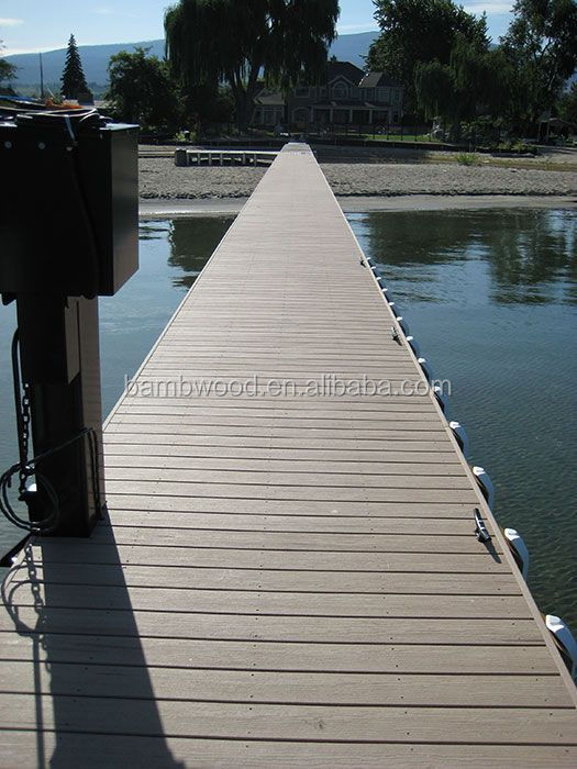 Anti-Slip Composite Decking