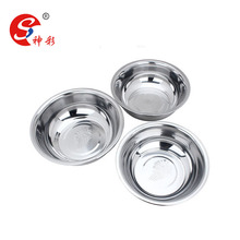 High quality Stainless steel deep kitchen large metal wash basin with pattern