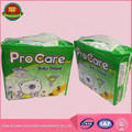 Good Absorption Competitive Price Affordable sleepy disposable baby diaper from China