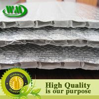 construction aluminum foil fireproof heat insulation material for building roofs