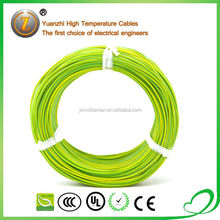 round serial silicone rubber cable