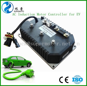 48v-72v AC Induction motor speed controller for EV