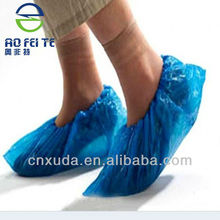 Disposable Plastic Thick Protective Carpet Cleaning Shoe Cover Overshoes