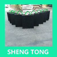 China manufacturer for UHMW PE base pad for crane