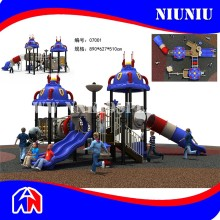 Children Fun Park Eductaion Organizations Outdoor Playground Equipment Slide