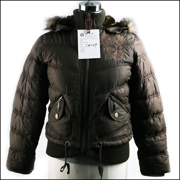 Winter Women's Parka Jacket