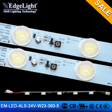 led grid bar anti vibration capability lit without delay light strip