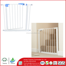 Baby safety easy close metal gate / Infant secure easy close gate