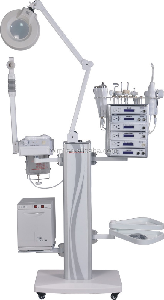 China beauty salon equipment uv tool sterilizer beauty salon equipment multi-function beauty instrument