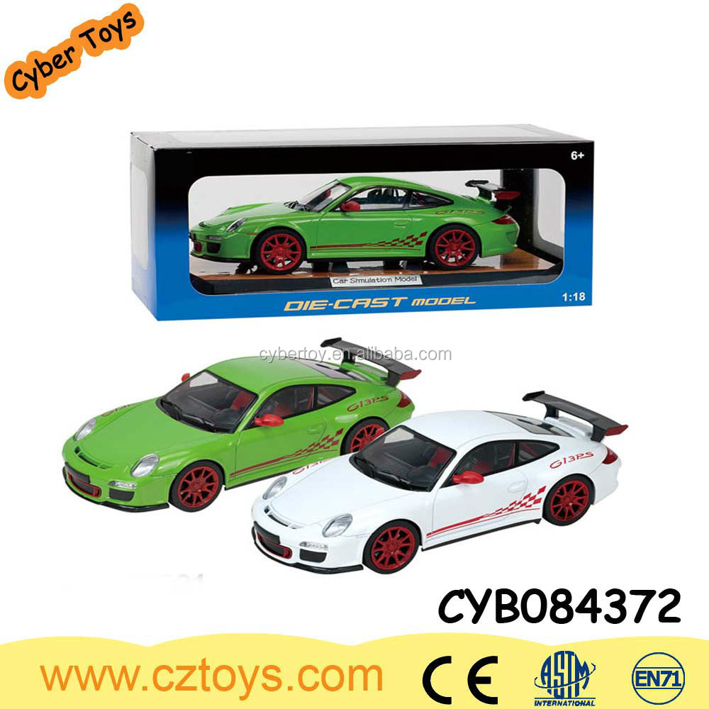 Hot sell 1:18 scale model cars, made for metal die casting mould car, diecast model car 1:18