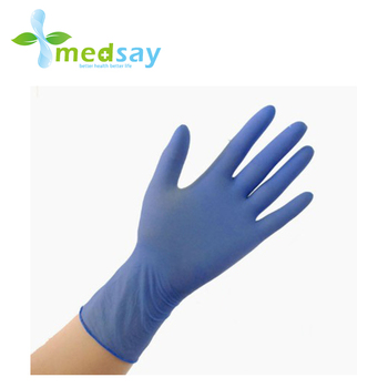 Disposal Examination Nitrile gloves