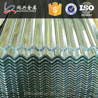China Zinc Corrugated Galvanized Sheet Metal Roofing
