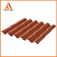 lightweight synthetic resin plastic pvc roof for poultry house
