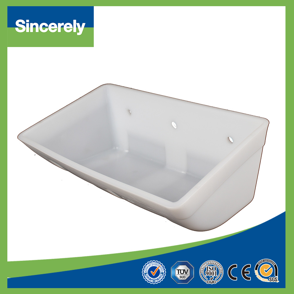 Plastic Mobile Moving Elevator Bucket