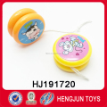 Promotion plastic animal flashing yoyo toys with LED light