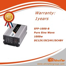 Pure sine wave solar power inverter 1000w 2000w 3000w 4000w 5000w 6000w