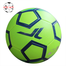 pelotas de futbol official size and weight Wholesale custom print PU thermal bonded soccer ball
