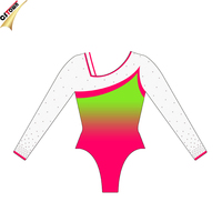 Fancy Gymnastics Leotards Girls For Sale