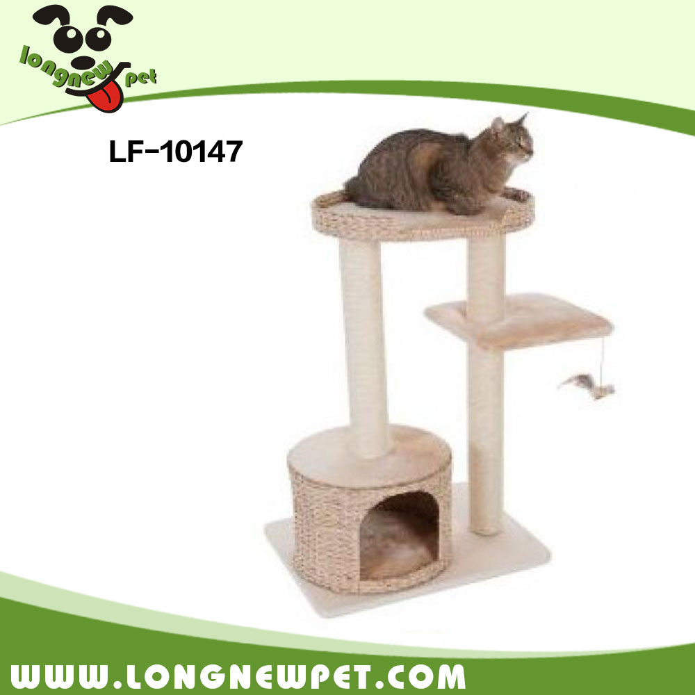 Cat Scratching Tree Cat Post Designs Cat Climber