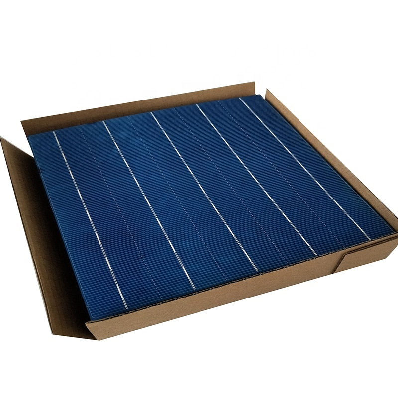 Top popular professional garden powered gaas solar cell <strong>poly</strong> 18.6%-19% for PV solar module