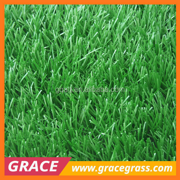 Long-Lifespan Artificial Grass Rubber Mat for Soccer Pitch