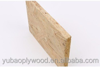 15MM LINYI PRICE FURNITURE/PACKAGING OSB for Decoration
