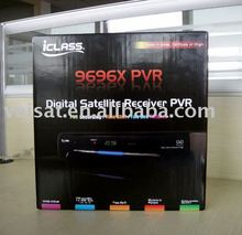 DVB-S Iclass 9696 x digital receive box