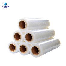 20mic transparent lldpe stretch film for pallet