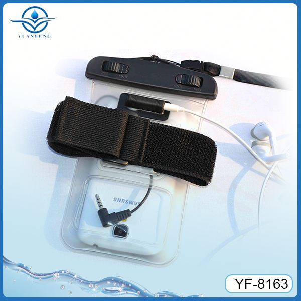 High quality mobile phone armband waterproof case for ipod nano 7