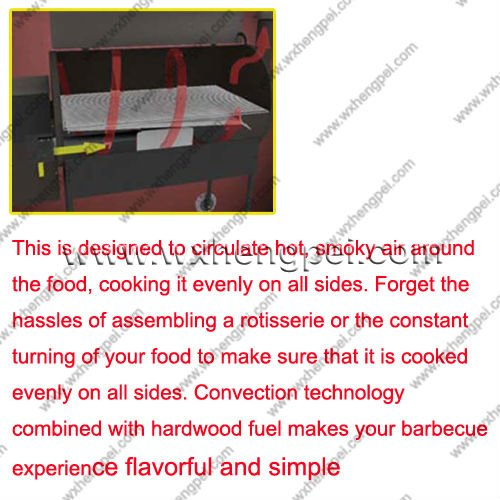 luxurious BBQ grill / Outdoor Barbecue / smokeless BBQ grill