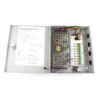 Switching Power Supply Box 12V 10A