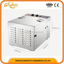 SMALL Hot sale industrial fruit dehydrator/fruits and vegetables dehydration machines/drying box