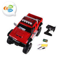 2.4G toys climbing battery plastic remote control cars for adults