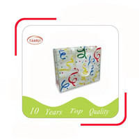 newest promotional tote shopping bag/gift bag laminated from china