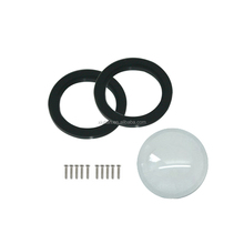 Glass Cover Lens for Waterproof Housing of for GoPro Hero 2 /1