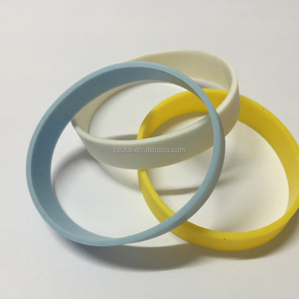 100% eco-friendly silicone sleep wristband/ custom design silicone wristbands bracelets with high quality and low price