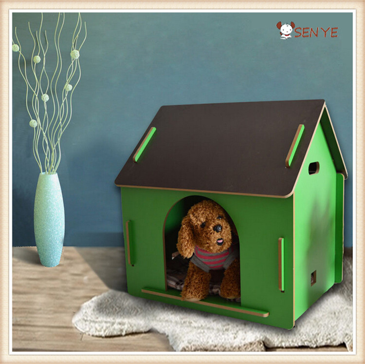 Indoor Wooden Cheap Dog Cage