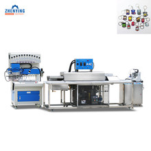 Energy saving automatic custom PVC key chain making machine for sale
