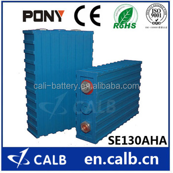 large capacity lithium battery SE130 for Energy storage system, power battery pack