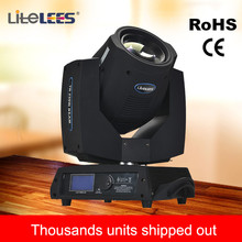 Factory wholesale r7 230w stage lighting dage 7r beam moving head light