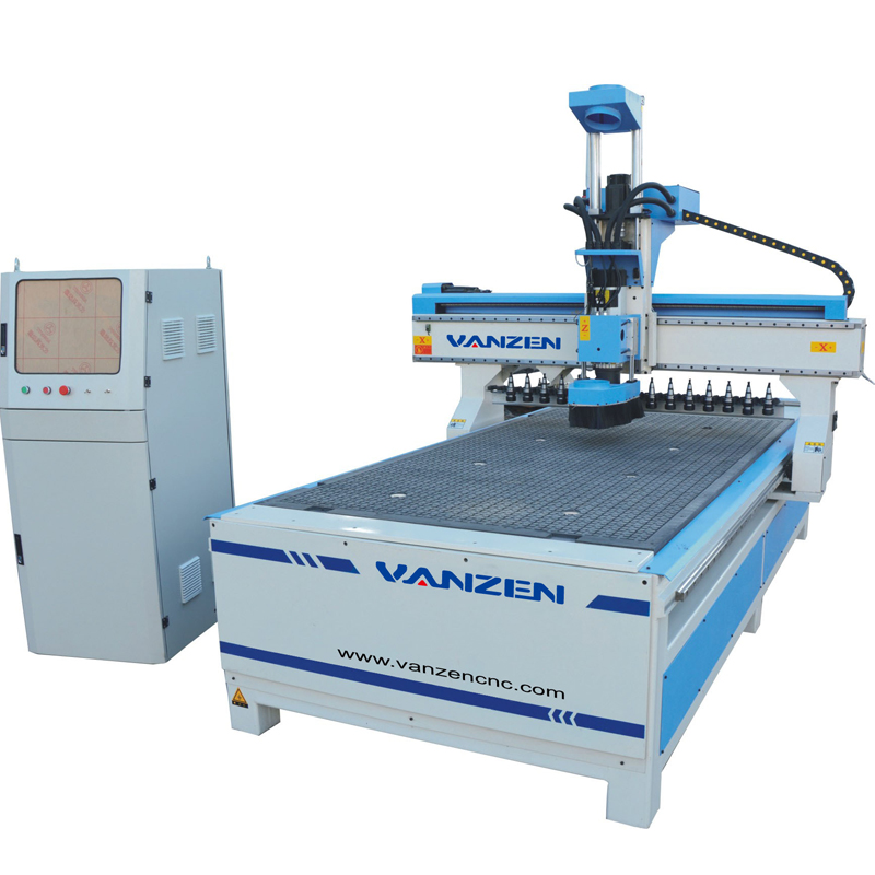 Reliable quality 1325 spindle automatic cnc wood router machine