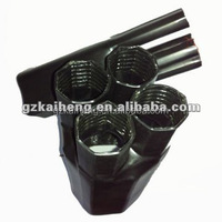Chinese supplier heat shrinkable cable breakout boots for electrical wires in Korea