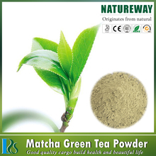 Factory low price free sample instant matcha green tea powder