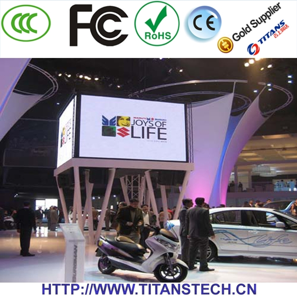 Titans outdoor/indoor flexible curtain P15.625 folding led display stage showing screen