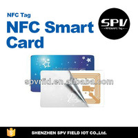 Barcode Print LF Smart Card for Access Control