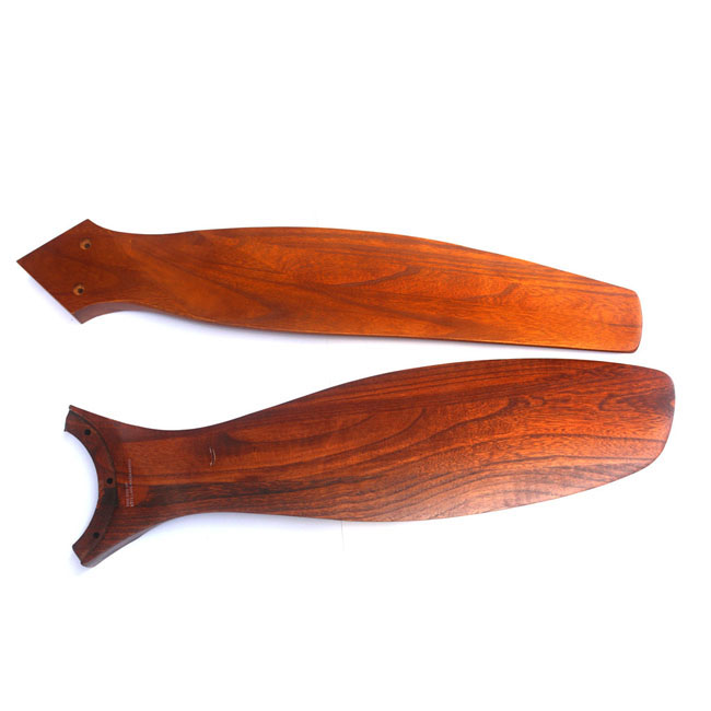 Custom Replacement Wood Fan Blades For Ceiling Fans Manufacturer From China