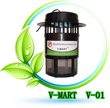 V-MART Home Mosquito Trap with escape-proof net