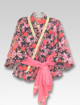 Girls Yukata dress design kids baby boy dress clothes clothing fashion clothing